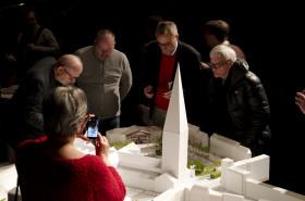 Succesfuldt stormøde på Aarhus Teater