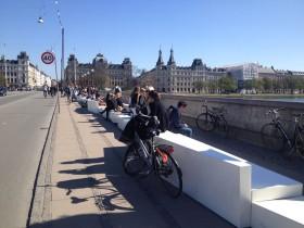 Sofa-projektet var en tur i København