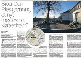 Berlingske – Bliver Den Fries grønning et nyt mødested i København?