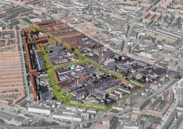 Vi laver skybrudssikring og byrumsforbedring på Ørnevej, Vibevej og Glentevej