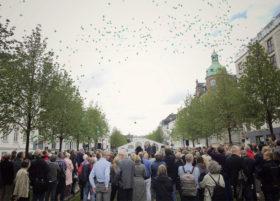 Sankt Annæ Plads er indviet