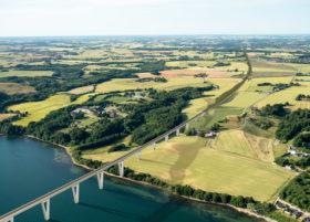 VVM-undersøgelse for ny baneforbindelse over Vejle Fjord