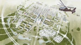 Akutcentret på det nye Universitetshospital i Aarhus indviet