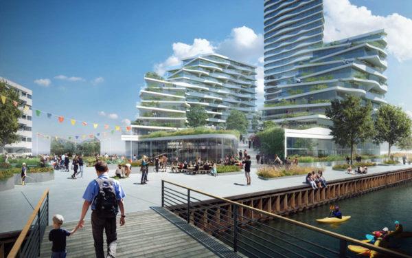 Schønherr er landsskabsarkitekter på Danmarks højeste hus