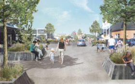 Nyt projekt binder by og strand sammen