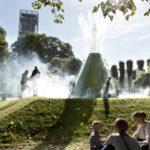 Byparken under Aarhus Festuge 2012