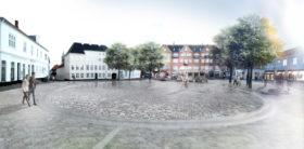 Arkitekturens Pris 2017 går til Nytorv i Viborg