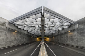 Nordhavnsvej indviet til stor bevågenhed