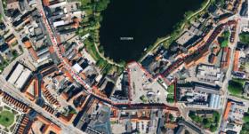 Faldet på Hillerød Torv – spændende parallelopdrag