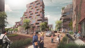 Schønherr står for landskabet i helhedsplan til ny central bydel i Horsens
