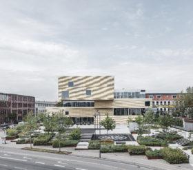 Nordvest Bibliotek og Kulturhus repræsenteret ved IFLA Europe Exhibition