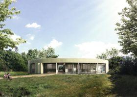 Nyt aktivitetscenter vil huse brugere af naturen under samme tag