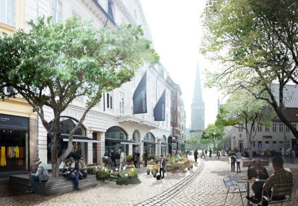 Mellem de to kirker – Det historiske hjerte i Aarhus