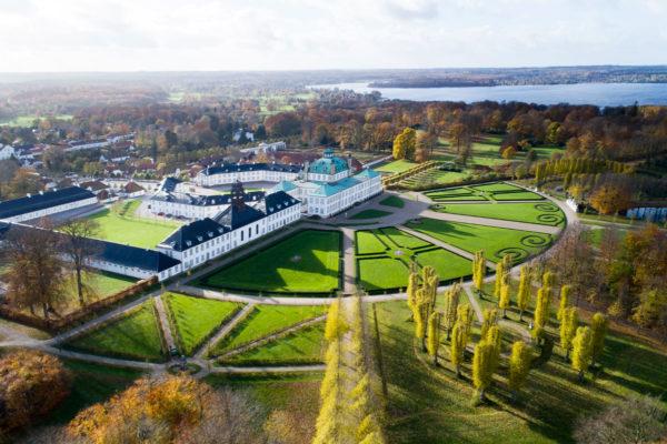 FREDENSBORG SLOTSHAVE VINDER EUROPA NOSTRA-PRISEN