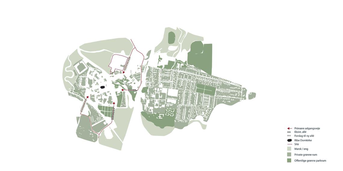 Jernstøberiet-Ribe_diagram_xl_grønne-strukturer